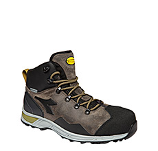 D-TRAIL LEATHER HIGH